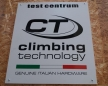 Test centrum Climbing Technology na Klajdě